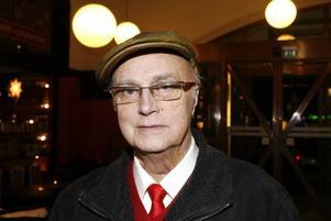 Folke Sidenström, 70 +, Stigslund– Det får nog bli skinkan.