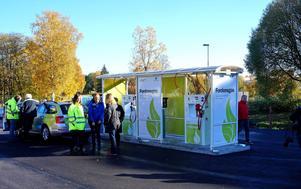 Borlänge Energi har investerat elva miljoner kronor.