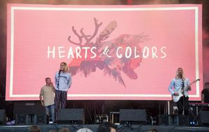 Hearts & Colors.