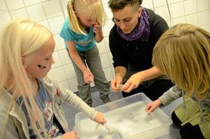 Samarbete. Kulturskolan blir en viktig resurs i projektet Skapande skola.