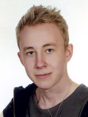 Tomas Gullberg, 18 år.