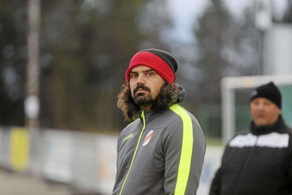 David Wake och hans Ytterhogdal förbereder sig som bäst för hösten – innan seriespelet drar igång igen ska laget ta sig an Härnösand i Svenska Cupen.