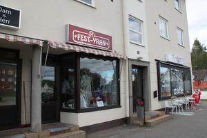 Butiken har lockat många kunder genom åren.