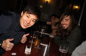 Bill & Bob. Bin Wang och Claes