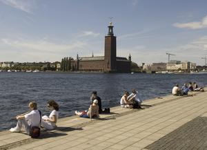 Vattenstad. Globalt råder ingen brist på vatten, men resursen är ändå inte given för alla människor. Initiativet med Världsvattenveckan i Stockholm är därför ett angeläget möte.