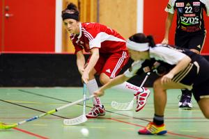 Sandra Seth ska spela med Sala Silverstaden när laget gör debut i elitserien.Foto: Mattias Holgersson