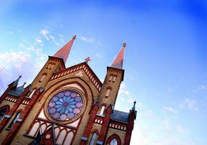 Sjömanskyrkan.