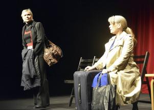 Beatrice Järås och Ann-Sofie Kylin i