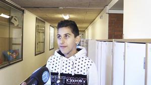 Murre Al-Kilabi, 14 år, Murgårdsskolan.