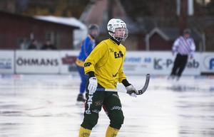 Jurii Marinov kom till Ljusdal som målskytt, men lämnade som superflopp.
