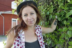 Maria Norén gillar motstånd, och tycker att det svåra behövs.