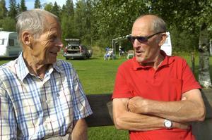 Sorglig sorti. –Det är trist. Lagom till att vi börjar bli färdiga med det vi byggt upp är det dags för att lägga av, säger Per Thybeck. Tillsammans med Ragnvald Johnsson har han jobbat med att bygga upp MHF camping club i Lövåsen sedan 1988.