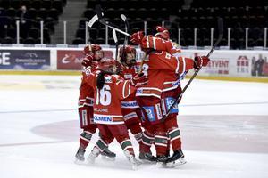 Modos damer inleder hockeyfesten i Fjällräven Center 17 september.