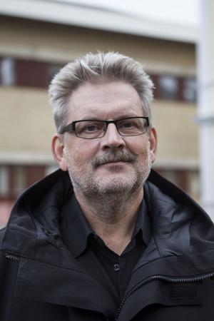 Alf Norberg, Vänsterpartiets oppositionsråd.