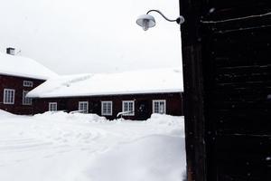 Kvarnen på Stenegård i Järvsö kan bli besökscenter för de hälsingegårdar som blivit världsarv.