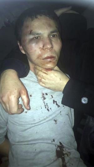 Den man som har pekats ut som skytt ska ha gripits, enligt turkiska medier.