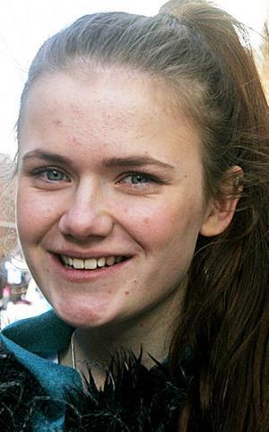 Maja Ginstrup, 16 år, Körfältet:– Nej, absolut inte. Det kommer fram en massa hundbajs, lort och äckel. Sommaren i juni och juli, när det är som varmast, är den bästa tiden.