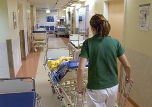 Vanliga sjukhuskorridorer är inte alltid det bästa för patienter i livets slutskede.