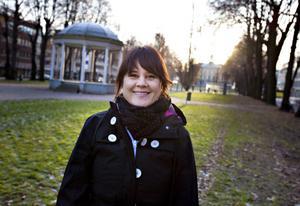 """GILLAR FÖRÄNDRING. Malin Rogström lever utifrån ettårsplaner. """"Jag omprövar och fattar nya                   beslut ungefär en gång om året. Ibland behöver jag stanna upp och tänka efter om jag valde rätt."""""""