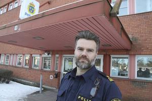 Inget tyder på att branden var anlagd, betonar Pär Israelsson, utredningschef vid Ludvikapolisen.