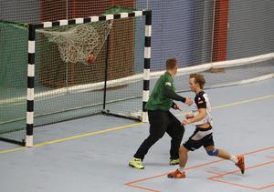 Matchens bästa målskytt: Andreas Flodman.