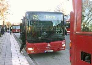 Buss 751.