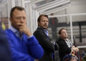 Stefan Lindqvist blir läktarcoach under de matcher han ser på plats.
