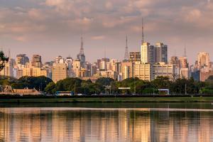 Många skryter om att de varit i Ibirapuera Park i São Paolo.