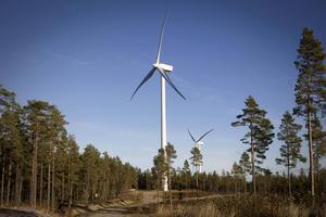 Kommunen prövar bara om det här markområdet kan vara lämpligt för vindkraftutbyggnad eller inte. Sista ordet har ändå Länsstyrelsen Dalarna. Anser den att inte tillräcklig miljöhänsyn är tagen, så kommer den att säga nej. Och då är det bara så, säger kommunalrådet Yoomi Renström om de nya turerna kring vindkraftprojektet Hälsingeskogen.