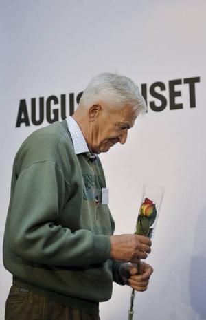 """Typisk. Per Olov Enquist vann Augustpriset förra året med sin självbiografiska roman """"Ett annat liv"""". 70 procent av alla Augustvinnare är just män."""