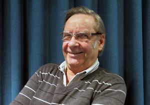 Gästrikeförfattaren Arne Engström kommer ut med sin sjunde roman.