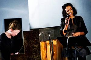 """Gruppen Paavo bjöd på inspirerad, improviserad jazz vid den första konserten i vårens serie """"Improviserat x 4"""" på Färgfabriken.   Foto: Ulrika Andersson"""