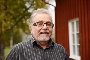 I år slutar Runar Englund som verksamhetsutvecklare på Galleri Katten. I oktober är det vernissage för hans egen utställning
