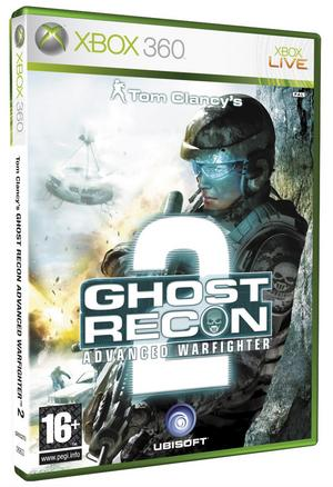 5. Tom Clancy's Ghost Recon Advanced Warfighter 2.