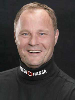 Assisterande tränare. Jens Hellgren.Foto: SCANPIX