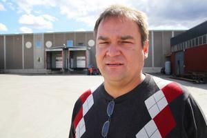 Björn Johnson kliver in som tillförordnad verkställande direktör för Ängabyggen i väntan på att företaget hittar en permanent lösning.
