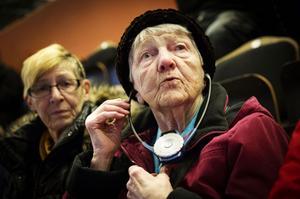Det är aldrig för sent att göra debut i högsta serien. Fråga 89-åriga Anna Larsson.