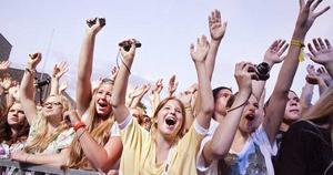 Konserterna på årets Cityfestival lockade rekordpublik.