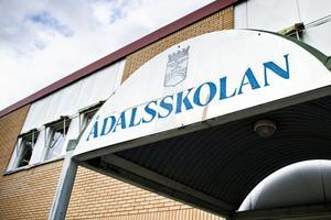 Ådalsskolan är en av många skolor i länet som lär bli besökta av Arbetsmiljöverket.