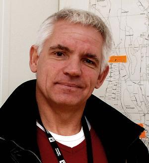 Hedemora kommuns IT-chef, Göran Hoffman, anser att det bästa vore om ett kommunägt nät.