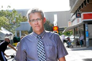 Peter Eriksson, näringslivschef i Bollnäs kommun.