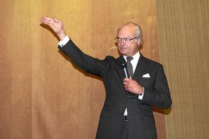 Har stöd av folket. Majoriteten av svenska folket stöder monarkin. NA borde inte ha låtit en republikan komma till tals på nyhetsplats, anser moderaten Daniel Granquist. Arkivbild: Fredrik Sandberg/Scasnpix