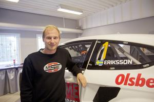 Tvåfaldiga Rally X Nordic-mästaren Kevin Eriksson får 2017 försöka att försvara sin titel på tävlingar i Sverige, Norge och Danmark.
