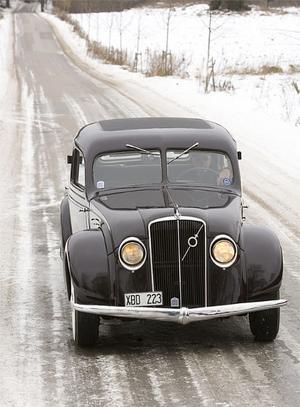 Volvo tillverkade bara 500 exemplar av Carioca och projektet gav aldrig den utdelning man hoppats på.