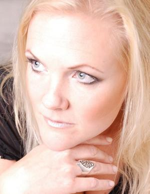 Stjärna i Gävle. Sopranen Emma Vetter sjunger från Konserthusets scen i kväll.