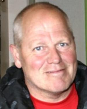 Bosse Höök, tränare i Hallsberg Hockey, tror på seger.ARKIVBILD: DAN JONSSON