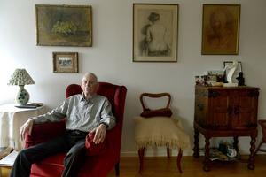 Den olycksdrabbade färjan Estonia som förliste 1994 spelar en central roll i författaren Björn Runeborgs nya roman