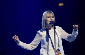 CajsaStina Åkerström.