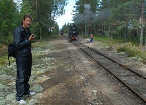 Nöjd. Producenten Simon Romanus var mycket nöjd med Jädraås som inspelningsplats för Wild Kids.