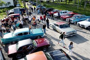Om några veckor så dukas det åter upp till firande av USA:s nationaldag i Ljungaverk.